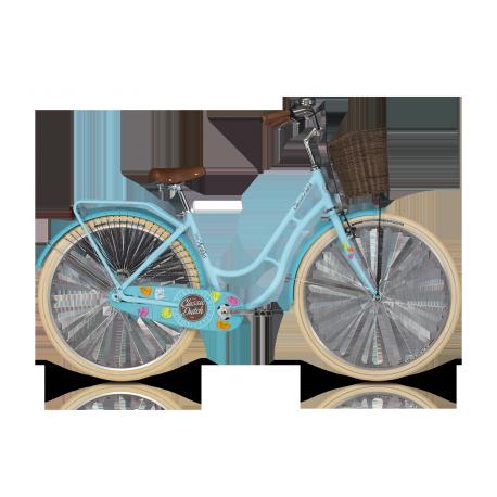 CLASSIC DUTCH BLUE 2017